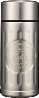 シービージャパン 水筒 シルバー 200ml 直飲み ステンレス ボトル 真空 断熱 カフア コーヒー ボトル QAHWA