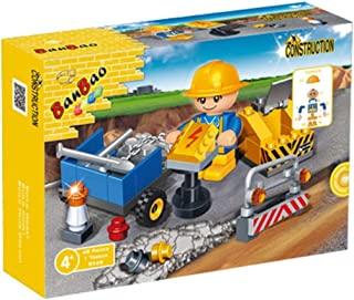 Banbao Construction, Building Sets, & Blocks  3 Years & Above,Multi color