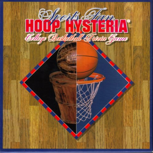 Sports Fan HOOP HYSTERIA College Basketball Trivia Game