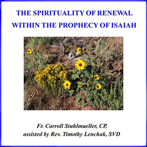 『The Spirituality of Renewal』のカバーアート