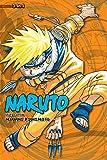 Naruto (3-in-1 Edition), Vol. 2: Includes vols. 4, 5 & 6 (2)