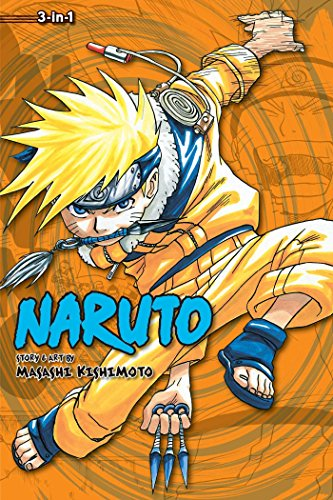Naruto 3-In-1, Volume 2: Includes vols. 4, 5 & 6