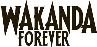 Best wakanda forever car sticker Reviews