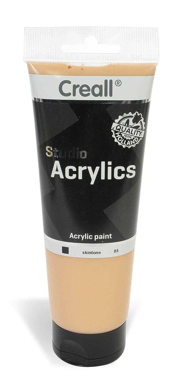 American Educational Products A-33685 Creall Studio Acrylics Tube, 250 mL, 85 Skintone