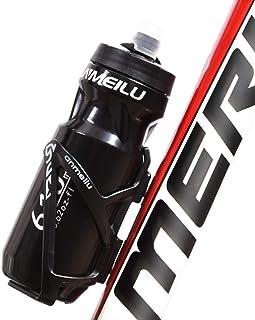 YYLI دراجة زجاجة ماء قفص، حامل زجاجة دراجة خفيفة الوزن حامل كأس شرب دراجة قوي لدراجة الطرق وجبال ودراجات الأطفال