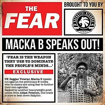 Fear / Fear (Dub) [feat. Macka B]