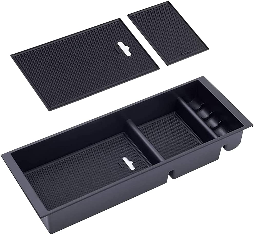 MACAX Center Console Tray Organizer Compatible Ford F150 Max 53% OFF 20 with Cheap bargain