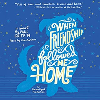 When Friendship Followed Me Home audiobook cover art