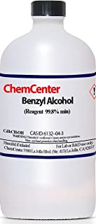 Benzyl Alcohol, Ultra Pure, 99.8+%, 100 ml