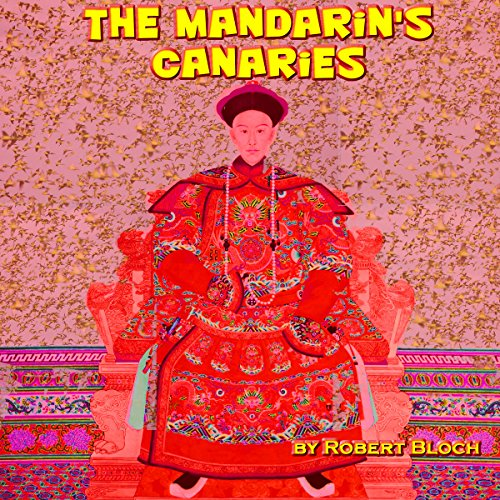 The Mandarin's Canaries cover art