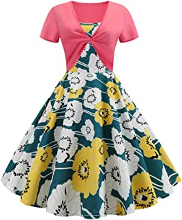Lonshell Toddler Kids Baby Girls Ruffle Plaid Elegant Princess Casual Dress Clothes Party Pageant Tutu Dresses Party Dress Wedding Holiday Christening Dress For Ages 1-5 Years