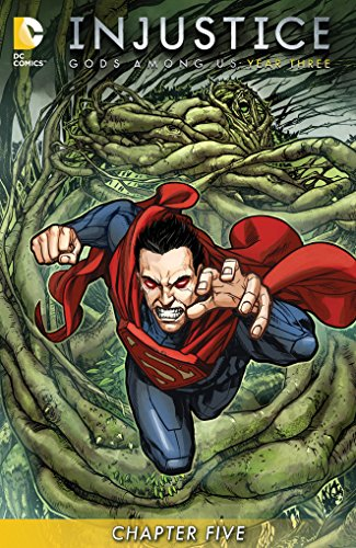 Injustice: Gods Among Us: Year Three (2014-2015) #5 (Injustice: Gods Among Us: Year Three (2014-) Graphic Novel) (English Edition)