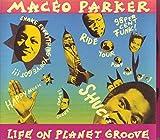 Life on Planet Groove [Vinyl LP] - Maceo Parker