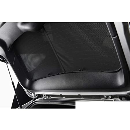 Car Shades Vol V70 E B Satz Passend Für Volvo V70 Kombi Xc70 2007 6 Teilig Schwarz Auto