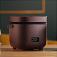Rice Cooker, Mini Small Household Electric Kitchen Appliances, Easy to Clean, Non-Stick Pan, Portable Heat Preservation
