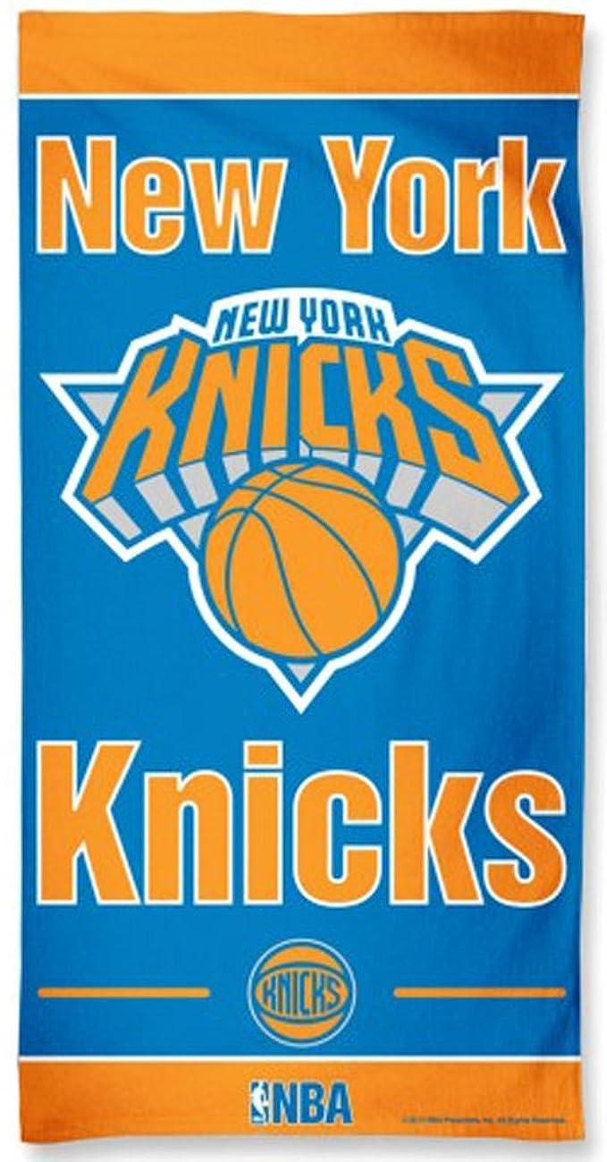 スカート終了するブリークNew York Knicks NBA 30?x 60インチビーチタオル