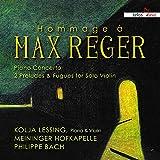 Hommage À Max Reger