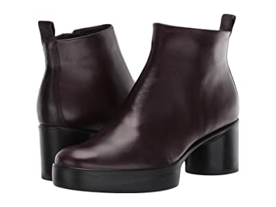 ECCO Shape Sculpted Motion 35 Ankle Boot (Fig) Women