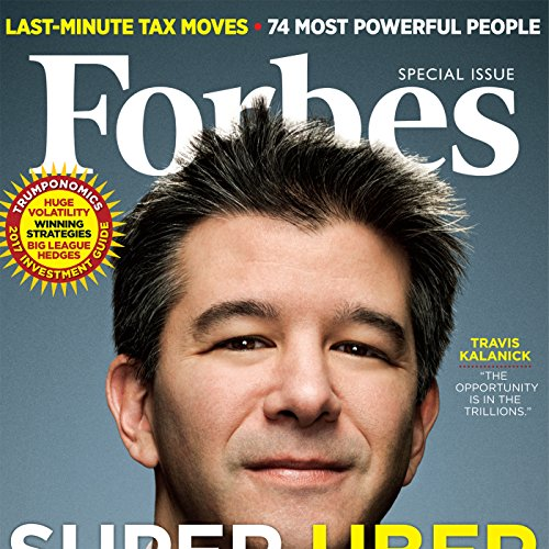 『Forbes, December 30, 2016』のカバーアート