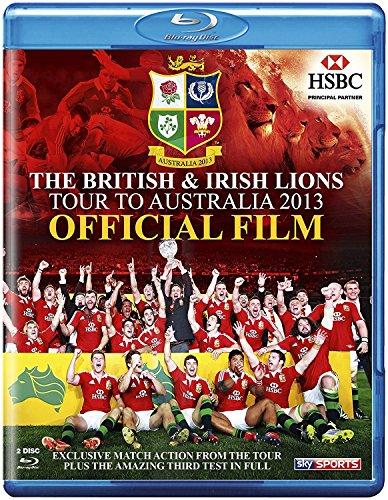 The British & Irish Lions 2013: Official Film (highlights) Blu Ray [Blu-ray] [UK Import]
