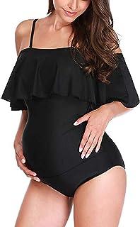 Ru Sweet Maternity Swimwear Womens Bikinis Tankini Summer Swimsuits Pregnancy Beachwear