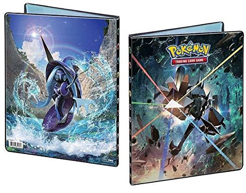 Ultra Pro Pokemon Sun & Moon Burning Shadows 9Pkt Portfolio Toy, Multicolor