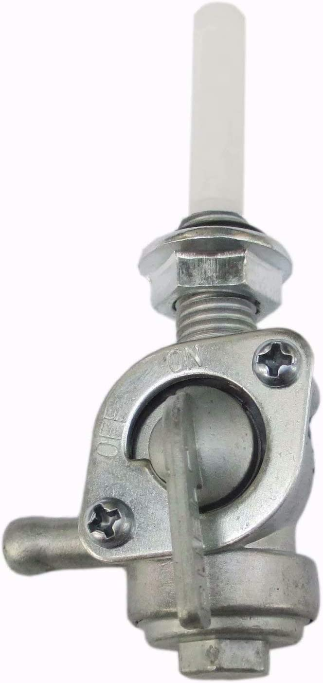 Metal Fuel Tank 2021 new Shut Off Valve W Filter Male 3 For outlet 2KW Generac