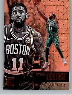 2017-18 Panini Essentials #56 Kyrie Irving Boston Celtics NBA Basketball Card