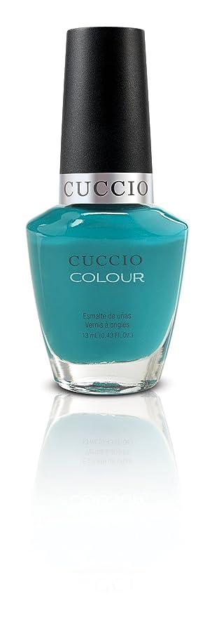 健全連鎖証明書Cuccio Colour Gloss Lacquer - Muscle Beach - 0.43oz / 13ml