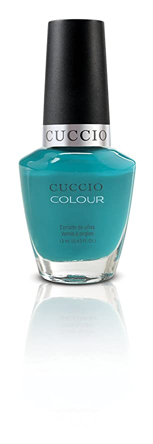 アンカー慈悲ロゴCuccio Colour Gloss Lacquer - Muscle Beach - 0.43oz / 13ml