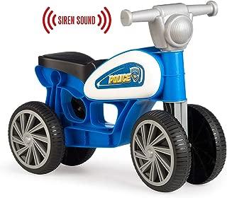 Chicos - Correpasillos Mini Custom Pólice Sonidos (Fábrica de Juguetes 36008)