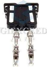 5 Sets 2 Pin 1J0971972 Auto Audio Speaker Socket Cable Plug 1J0 971 972 for VW Trunk Audi