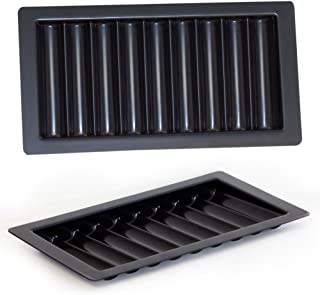 GSE Games & Sports Expert Custom Blackjack Poker Table Plastic Dealer Chip Tray (Several Styles Available)