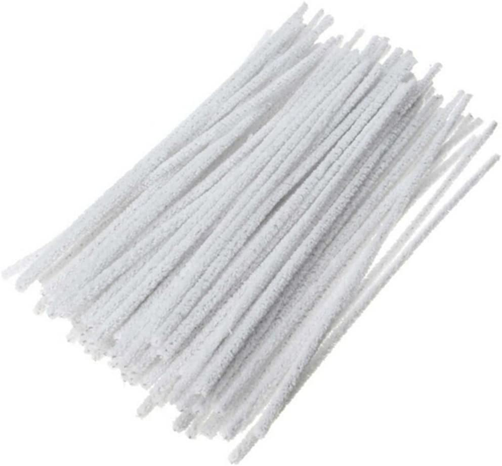 50Pcs Smoking Pipe Cleaners Safety and trust Time sale Blend Smoke Rods Mout Cotton Tobacco