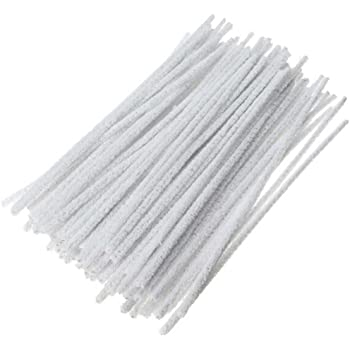 50Pcs Smoking Pipe Cleaners Blend Cotton Rods Tobacco Smoke Mouthpiece Convenient Disposable Cleaning Tool Smoking Accessories