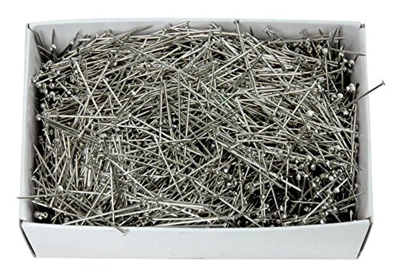 Dressmaker Pin Bulk Pack, Size 17 Steel, 1-1/16 Inches