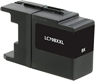 Dataproducts DPCLC79B Extra High Yield Inkjet Cartridge for Brother LC-79XXL, Black