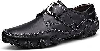Genuine Leather Shoes Men Fashion Spring/Autumn Soft Loafers Men Shoes Slip-On Casual Shoes Men Mocassin Homme