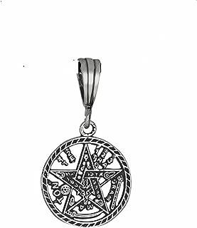 Best tetragrammaton silver pendant Reviews