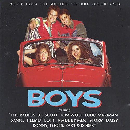 Ludo Mariman feat. Ronny, Tom Wolf, Made by Men, Sanne Helmut Loti, Storm Daisy, B.J Scott, Robert, Toots, The Radios & Bart