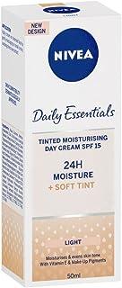 Nivea Visage Daily Essentials Tinted Moisturising Day Cream Natural SPF 15 (50ml)