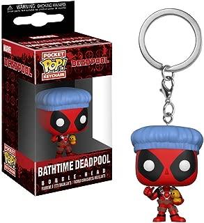 Funko Pop! Keychain: Deadpool Playtime - Deadpool Bath Time