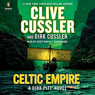 Page de couverture de Celtic Empire