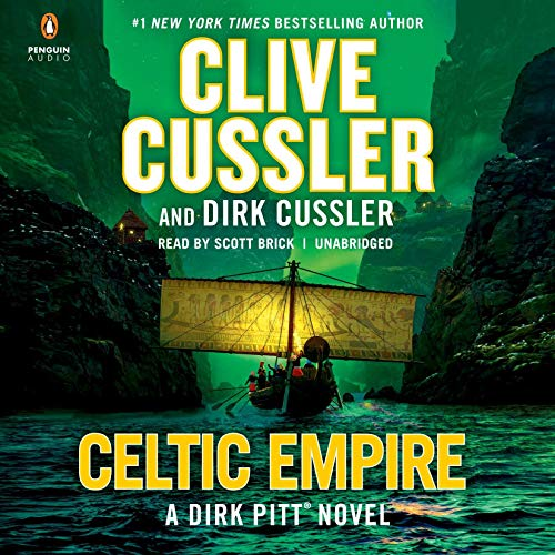 Celtic Empire audiobook cover art