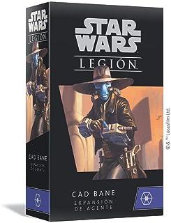 Fantasy Flight Games- Star Wars Legion - Cad Bane Expansión de Agente - Juego de Miniaturas, Color (SWL67ES)