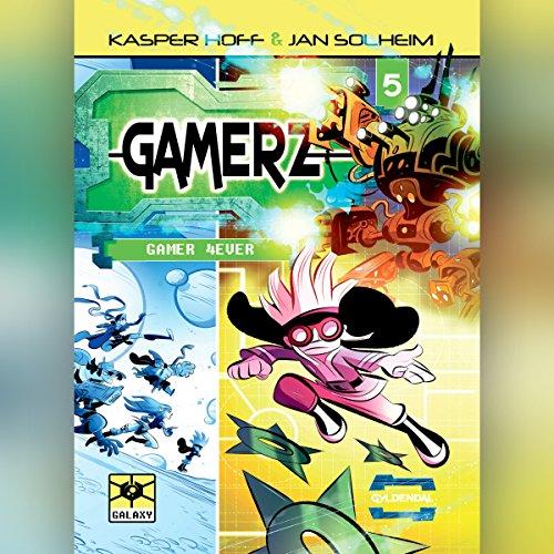 Gamer 4ever cover art