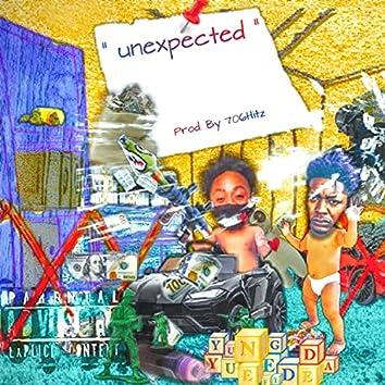 Unexpected (feat. Deda)