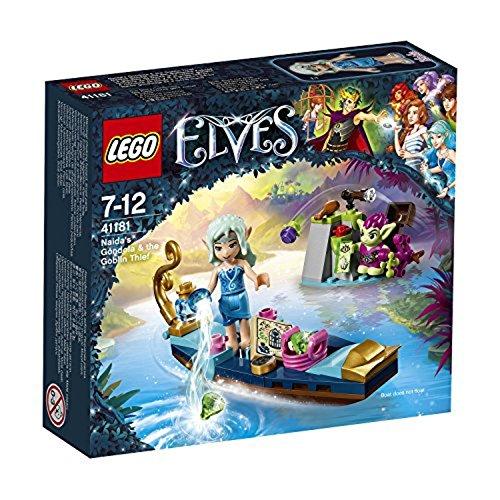 LEGO Elves 41181 - Naidas Gondel und diebische Kobold