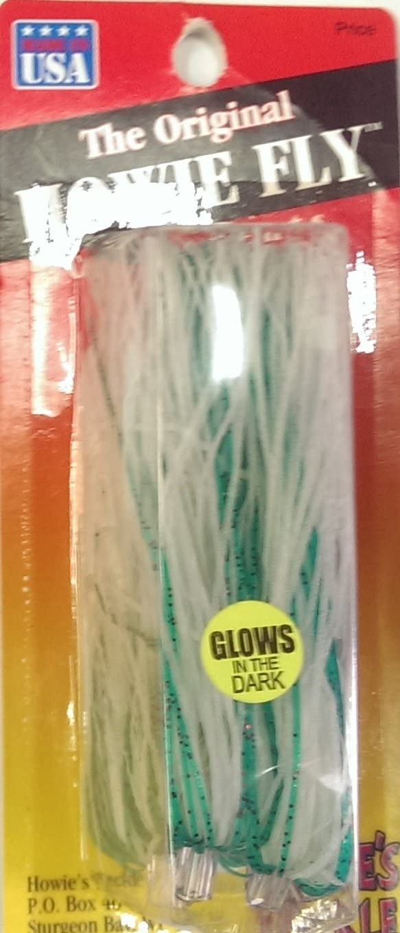Howie's NEW before selling ☆ Tackle Glow Frog Howie Fly Pack Fishing of Max 67% OFF Unrigg 6 Lure
