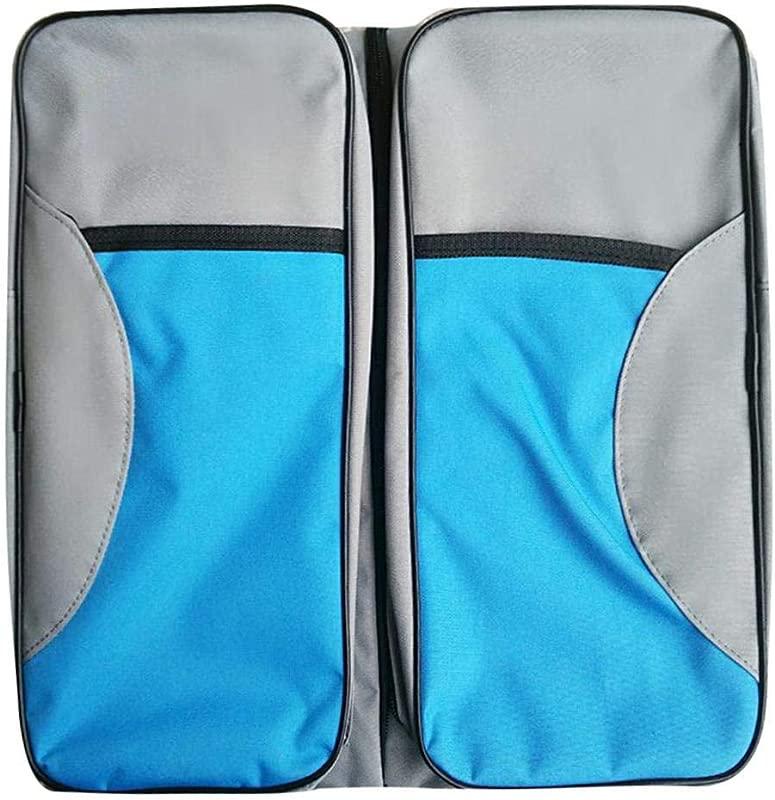Gonikm Durable Portable Folding Handheld Travel Bassinet Crib Nursery Bed Portable Changing Pads